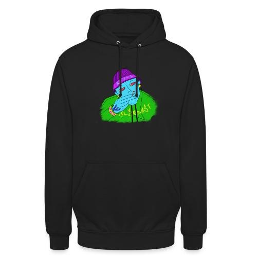 smoker - CLYDE BEAST - Sweat-shirt à capuche unisexe