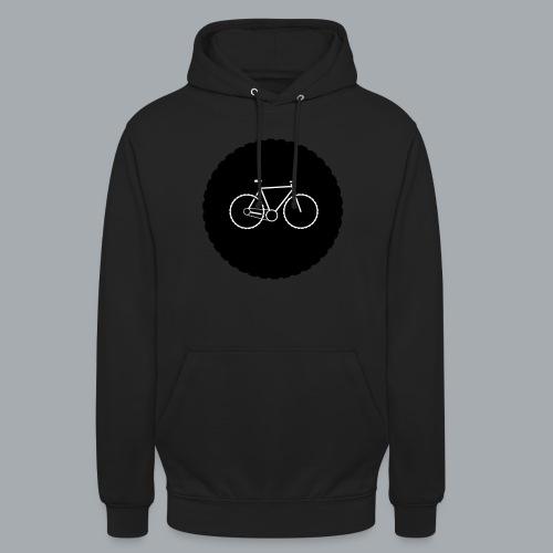 Bike Circle Vector - Unisex Hoodie