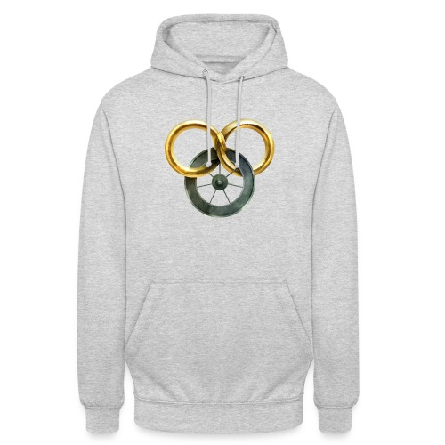 The Wheel of Time - Sudadera con capucha unisex