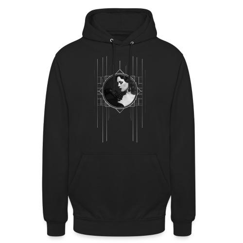 Femme Fatale Xarah Design 3 - Unisex Hoodie