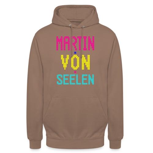 Martin von Seelen fan t-shirt - Hættetrøje unisex