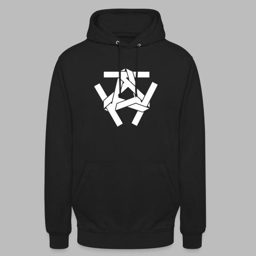 KKK-Logo-vektor - Unisex Hoodie
