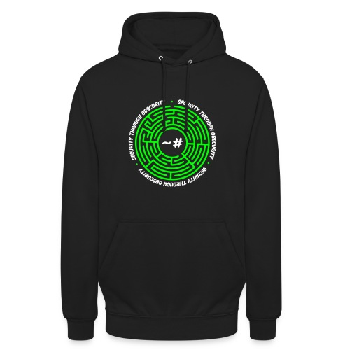 Security Through Obscurity - Unisex Hoodie