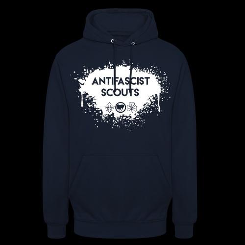 Antifascist Scouts - Unisex Hoodie