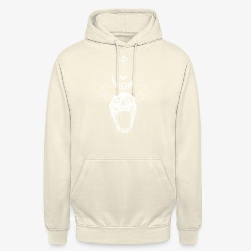 nocturn design 1 - Sweat-shirt à capuche unisexe