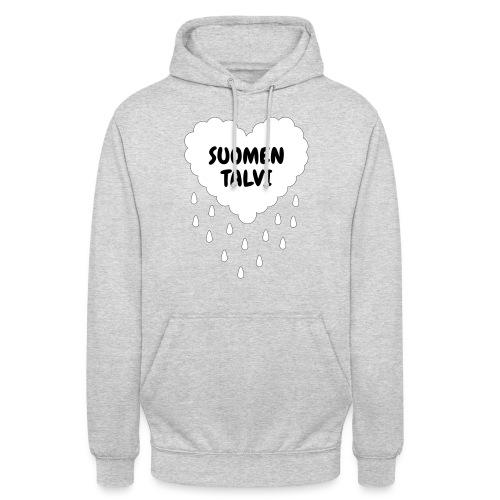 """Suomen talvi - Huppari """"unisex"""""""