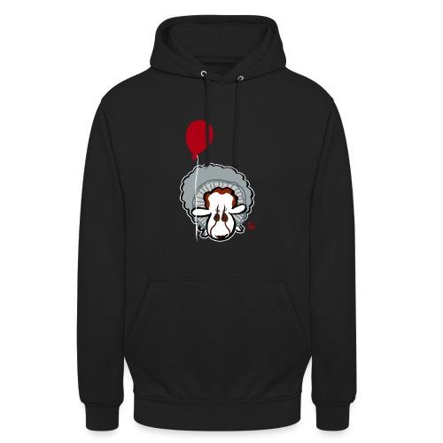 Evil Clown Sheep from IT - Unisex Hoodie