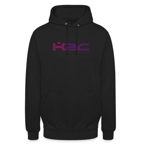 K2C sound6tem - Sweat-shirt à capuche unisexe