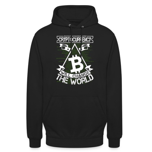cryptocurrency - Hoodie unisex