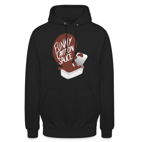 FUNNY CARTOON SAUCE - FEMALE - Unisex Hoodie