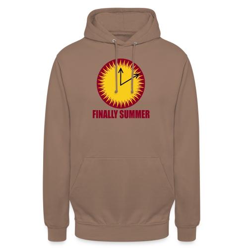 Finally Summer - Unisex Hoodie