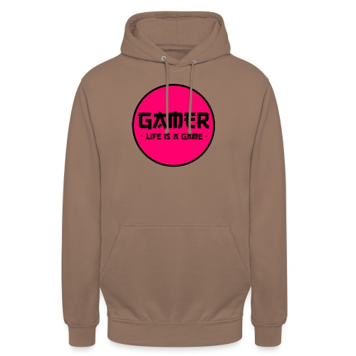 Gamer Life is a Game - Unisex Hoodie