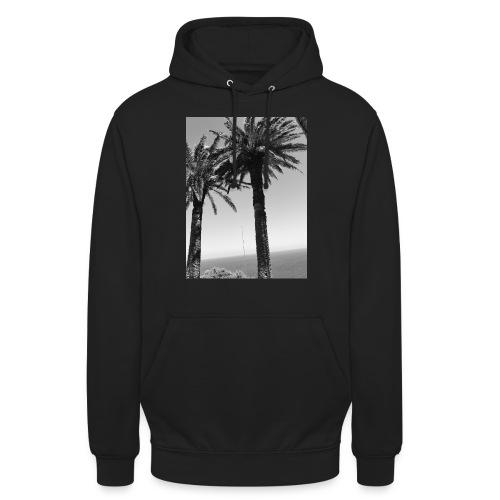 arbre - Sweat-shirt à capuche unisexe