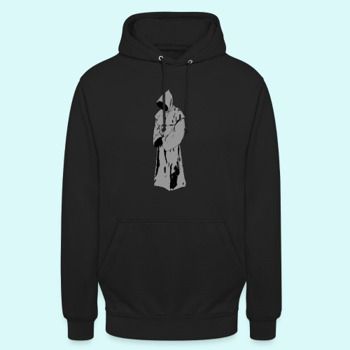moine fantôme - Sweat-shirt à capuche unisexe