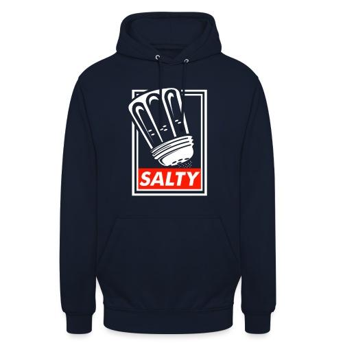 Salty white - Unisex Hoodie