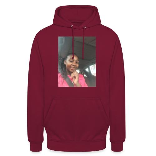 tee shirt personnalser par moi LeaFashonIndustri - Sweat-shirt à capuche unisexe