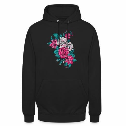 isha flowers 1 - Unisex Hoodie