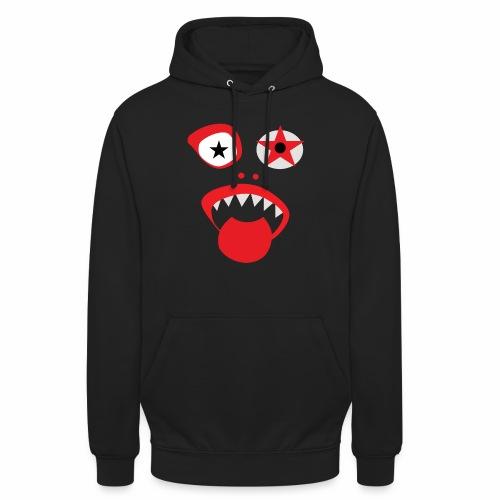 Clown Gesicht - Unisex Hoodie