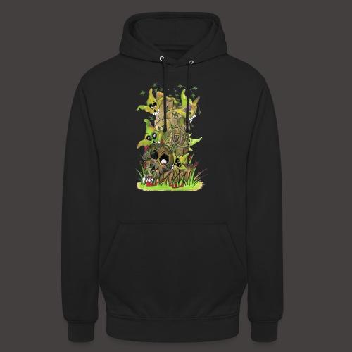 Ivy Death - Sweat-shirt à capuche unisexe