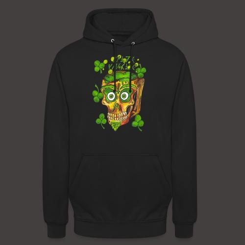St Patrick - Sweat-shirt à capuche unisexe