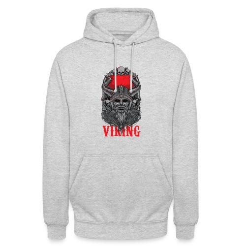 """Viking T Shirt Design red - Huppari """"unisex"""""""