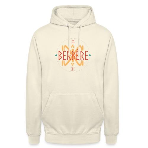 Berbère - Sweat-shirt à capuche unisexe