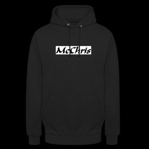 MCCHRIS - Unisex Hoodie