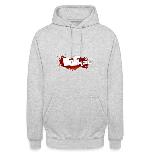 TshirtNF Logo png - Sweat-shirt à capuche unisexe