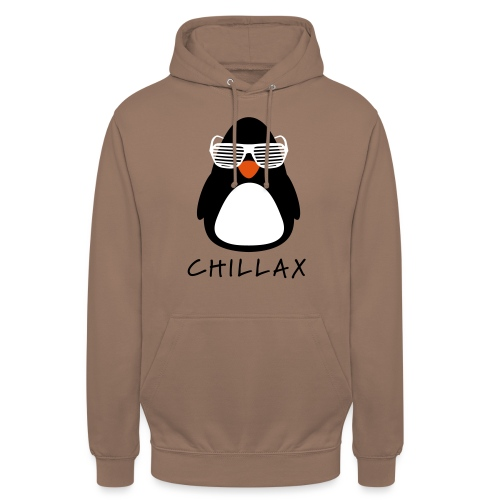 Chillax - Hoodie unisex