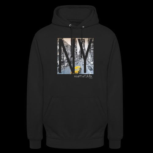 TIME SQUARE - Unisex Hoodie