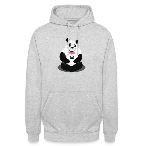 panda hd - Sweat-shirt à capuche unisexe