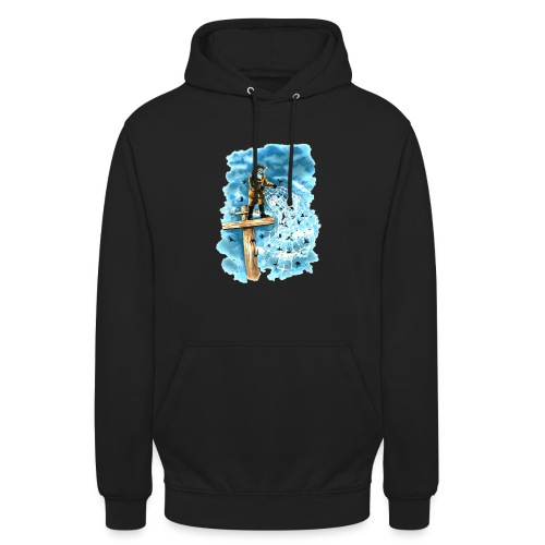 after the storm - Unisex Hoodie