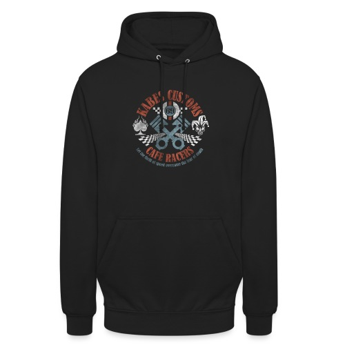 Kabes Cafe Racers T-Shirt - Unisex Hoodie