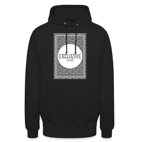B-W_Design Excluzive - Unisex Hoodie