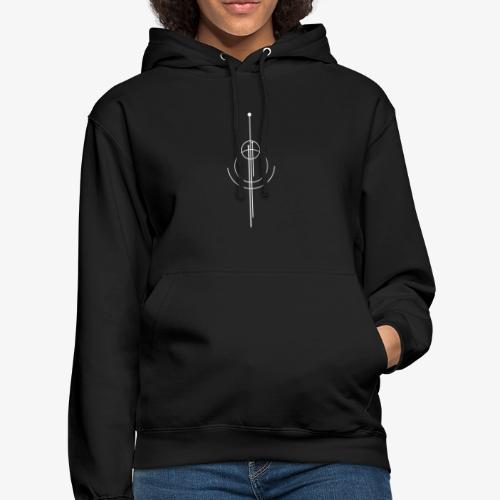 Geometrisches Design - Unisex Hoodie