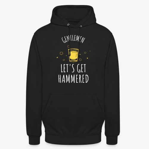 funny bachelor party | lustiges Junggeselle-Party - Unisex Hoodie