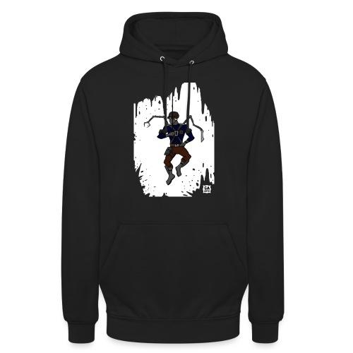 Agent Aranea - Sweat-shirt à capuche unisexe