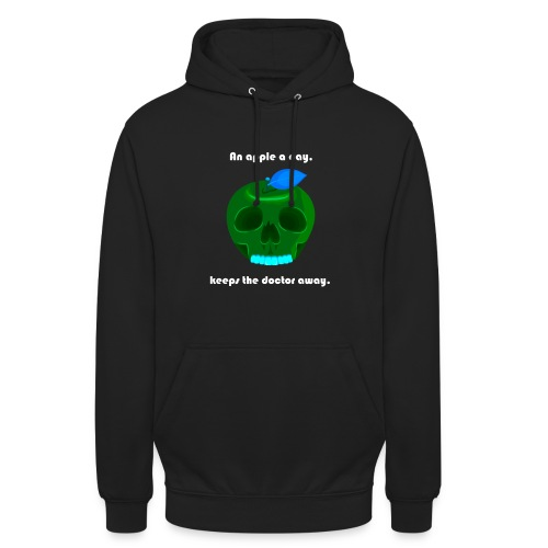 An apple a day - Unisex Hoodie