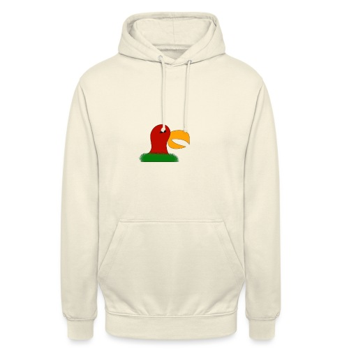 Parrots head - Unisex Hoodie