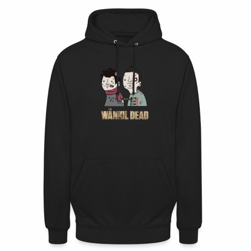 The Wankil Dead - Sweat-shirt à capuche unisexe