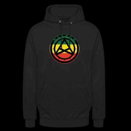 Nether Crew Black\Green\Yellow\Red Hoodie - Felpa con cappuccio unisex