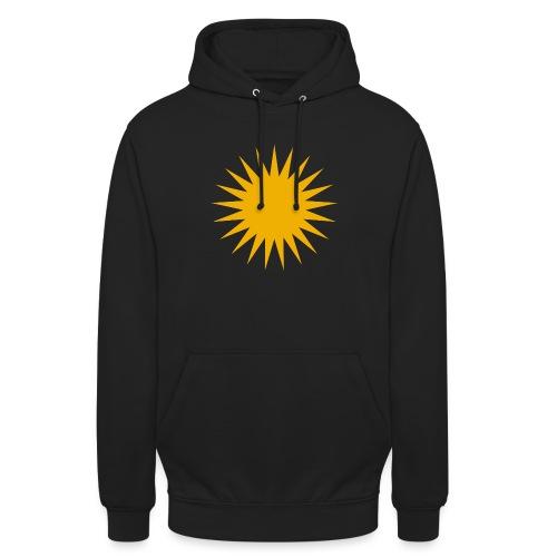 Kurdische Sonne Symbol - Unisex Hoodie