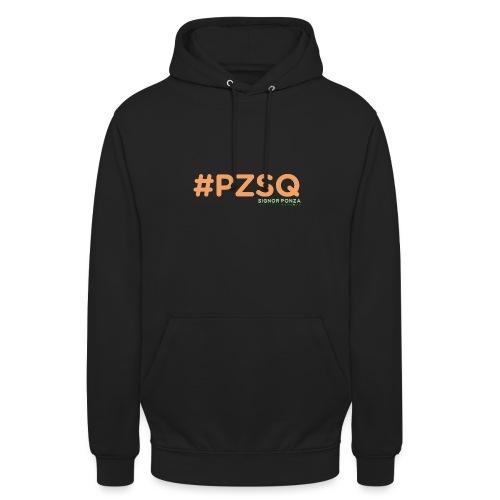 PZSQ 2 - Felpa con cappuccio unisex
