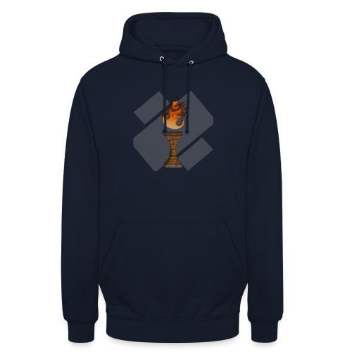 La Flamme de La Ilteam ! - Sweat-shirt à capuche unisexe