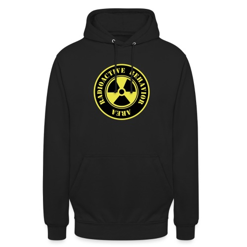 Radioactive Behavior - Sudadera con capucha unisex
