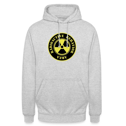 Radioactive Behavior - Sudadera con capucha unisex