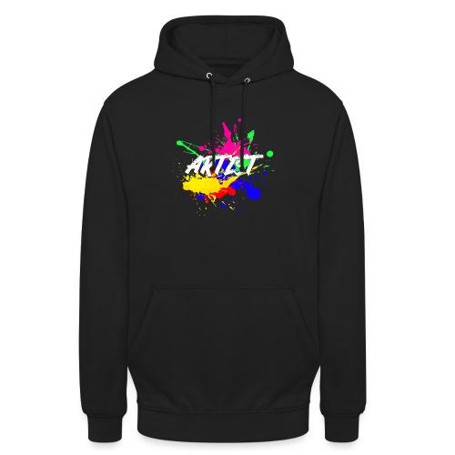 Montrez que vous êtes un Artiste International - Sweat-shirt à capuche unisexe