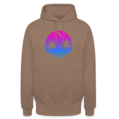 Paragliding Sunset - Unisex Hoodie
