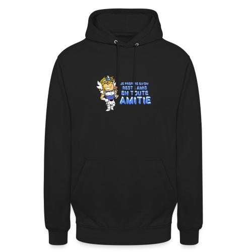 Hyôga - En toute Amitié - Sweat-shirt à capuche unisexe