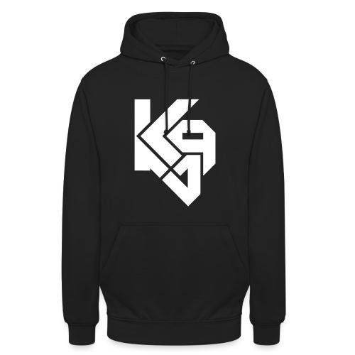 K94 logo RED - Unisex Hoodie